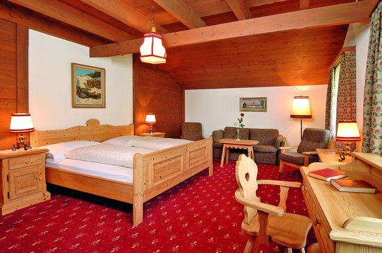 Hotel Gletschergarten: deLuxe Doppelzimmer