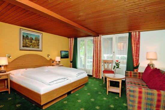 Hotel Gletschergarten: Superior Doppelzimmer