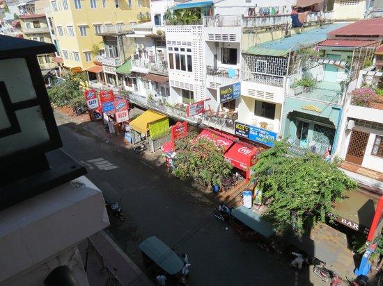 โรงแรมลุกซ์ริเวอร์ไซด์ & อพาร์ทเมนท์: View from the Deluxe Balcony room