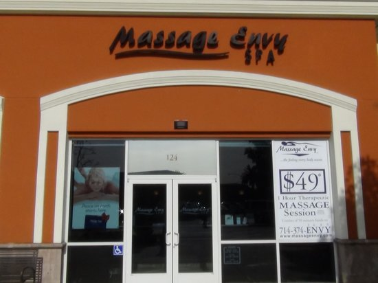 Massage Envy Spa Huntington Beach