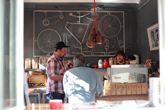 Deluxe Coffeworks : Deluxe Coffeeworks Franschhoek