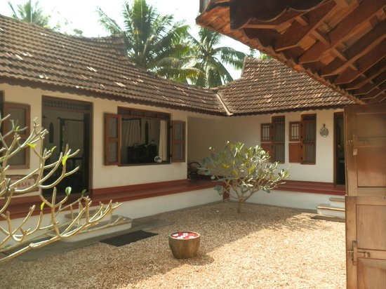 Philipkutty's Farm: Our cottage