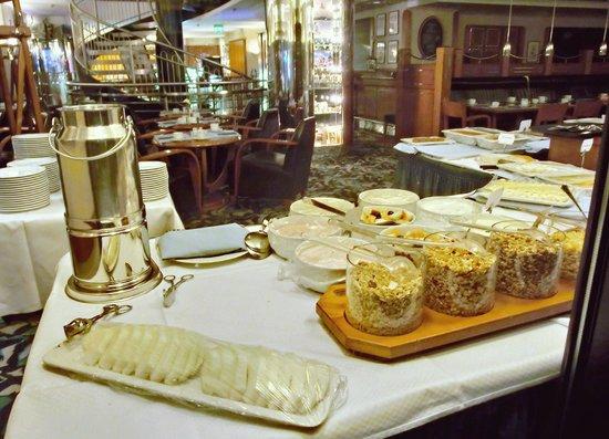 Seaside Park Hotel Leipzig : 16 € Extrakosten fürs Frühstück