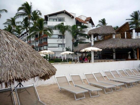 Buenaventura Grand Hotel & Great Moments All Inclusive:                   Beach Area
