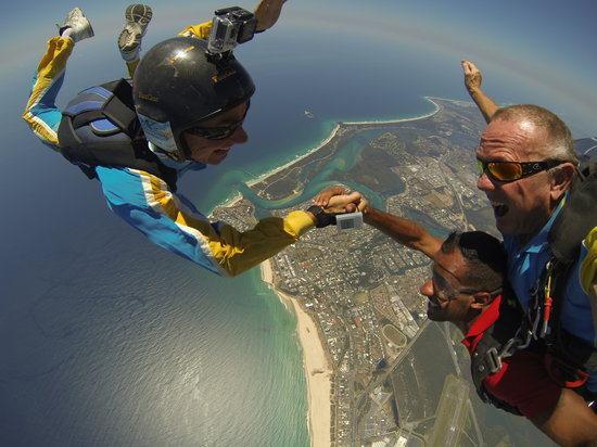 ‪Gold Coast Skydive‬