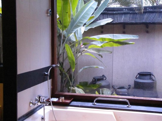 The Zuri Kumarakom: bagno