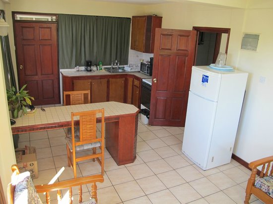 Carriacou Grand View:                   Larger corner room with kitchenette & separate bedroom.