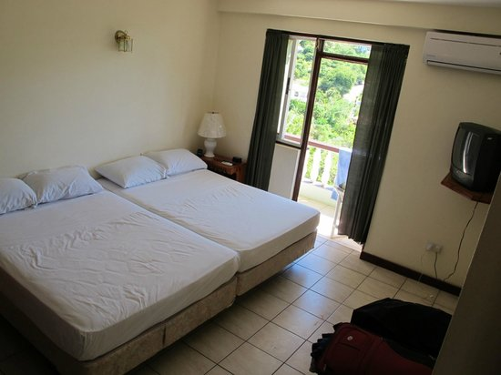 Carriacou Grand View:                   Separate one-bedroom unit.