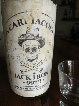 Carriacou Grand View:                   Jack Irons... beware!