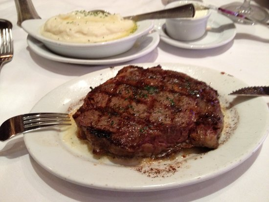 Good food picture of ruth 39 s chris steak house bethesda for S kitchen steak house