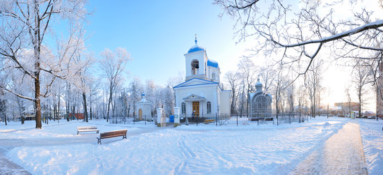 Orthodox Church of the Birth of Holy Jesus' Mother