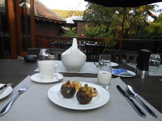 137 Pillars House Chiang Mai:                   Breakfast