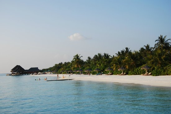 Anantara Dhigu MaldivesResort: hotel