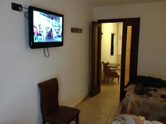 Hotel Jaume I: vista de la habitación