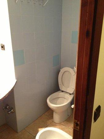 Hotel Jaume I: baño