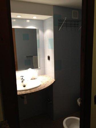 Hotel Jaume I: baño 2
