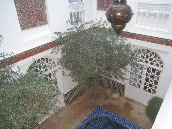 Riad La Terrasse des Oliviers: au coeur du riad