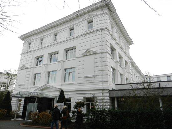 Michels Thalasso Hotel Nordseehaus: Unser Hotel