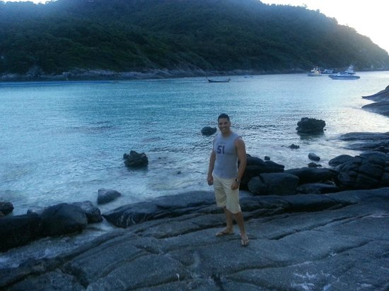 The Racha:                   The bay