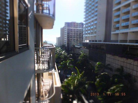 威基基海灘大道大使套房酒店照片