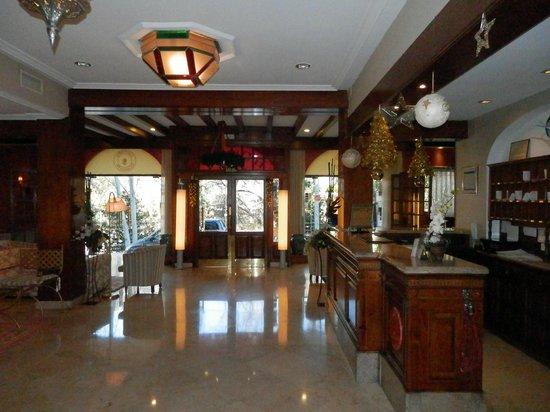 Guadalupe Hotel : Hall d'entrée