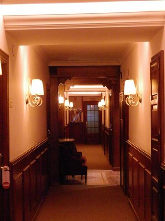 Guadalupe Hotel : Couloir