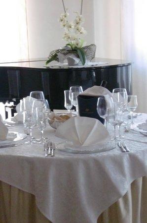 Hotel Ristorante Rometta : ristorante