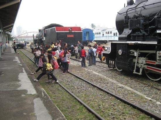 Gushan, Kaohsiung: Takao Railway Museum