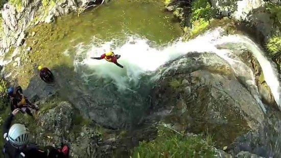 Arundel, New Zealand: Jump