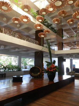 The Regent Cha Am Beach Resort: lobby area