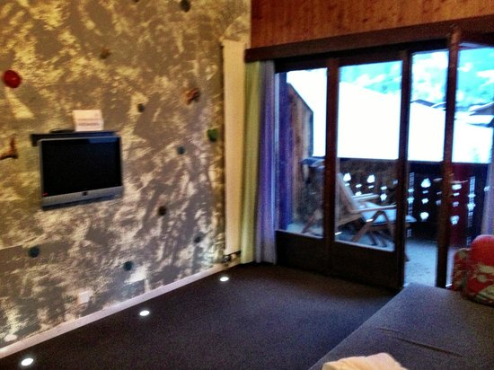 Hotel Alpine Lodge Gstaad - Saanen: Zimmer