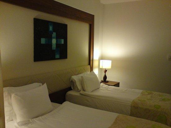 Baia Lara Hotel: Our room
