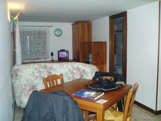 Hotel Caneva: comedor