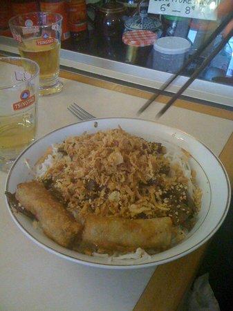 Restaurant Nem : le délicieux Bo Bun