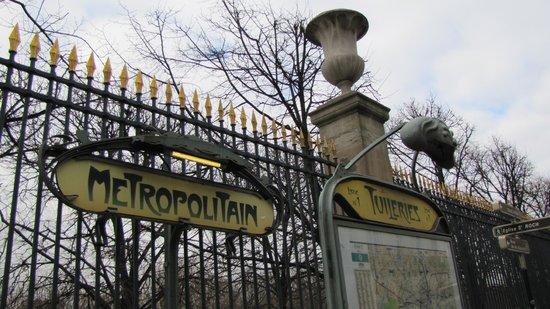 Hotel Lotti Paris: a due passi dal metrò