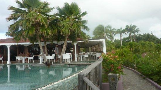 La Toubana Hotel & Spa: le restaurant