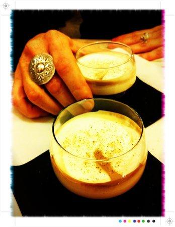 Le Petit Cafe: Caffè estivo: un piacere unico