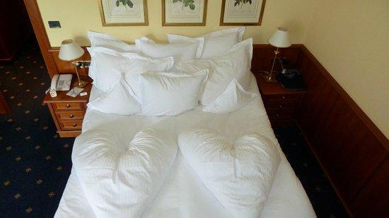 Meisters Hotel Irma:                   Romantic room