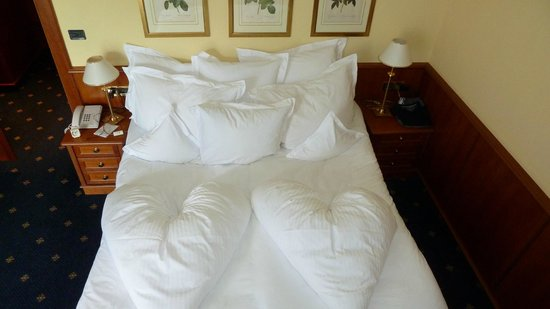 Meister's Hotel Irma:                   Romantic room