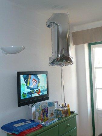 Apartamentos Barcarola Club: Freddie's 1st birthday