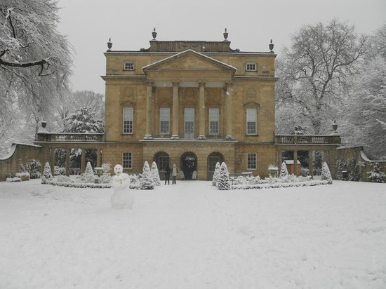 Holburne Museum: Open in all eventualities