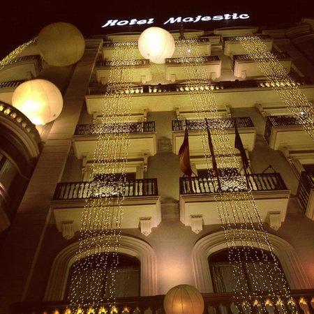 มาเจสติค โฮเต็ล & สปา บาร์เซโลนา: hotel