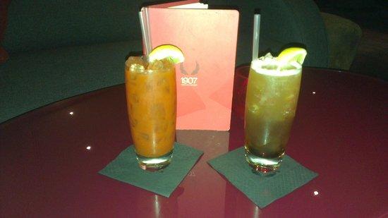 Brooklands Hotel: 1907 Bar Cocktails