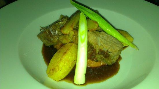 Brooklands Hotel: Dinner