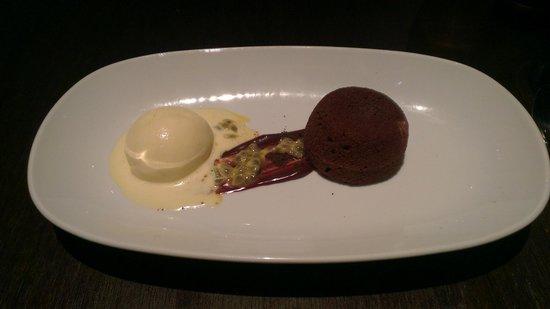 Brooklands Hotel: Dessert