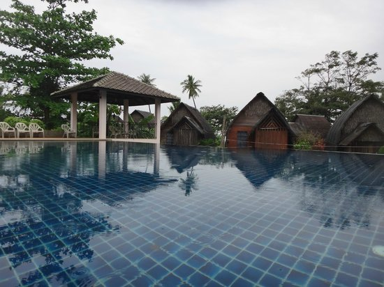 Soontreeya Lanta :                                     Nice pool if you get tired of lovely beach