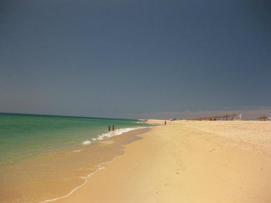 Cape St. Mary :                                     11 km of beach