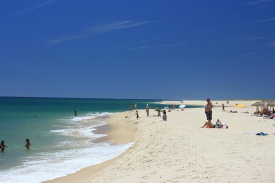 Cape St. Mary :                                     White sand beach full of beaultiful shells