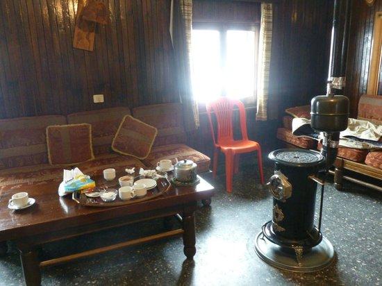 La Cabane Hotel: Bar