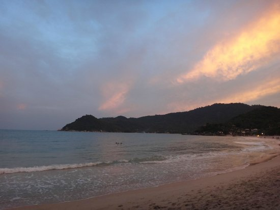 Thongtapan Resort:                   Gorgeous and relaxed beach